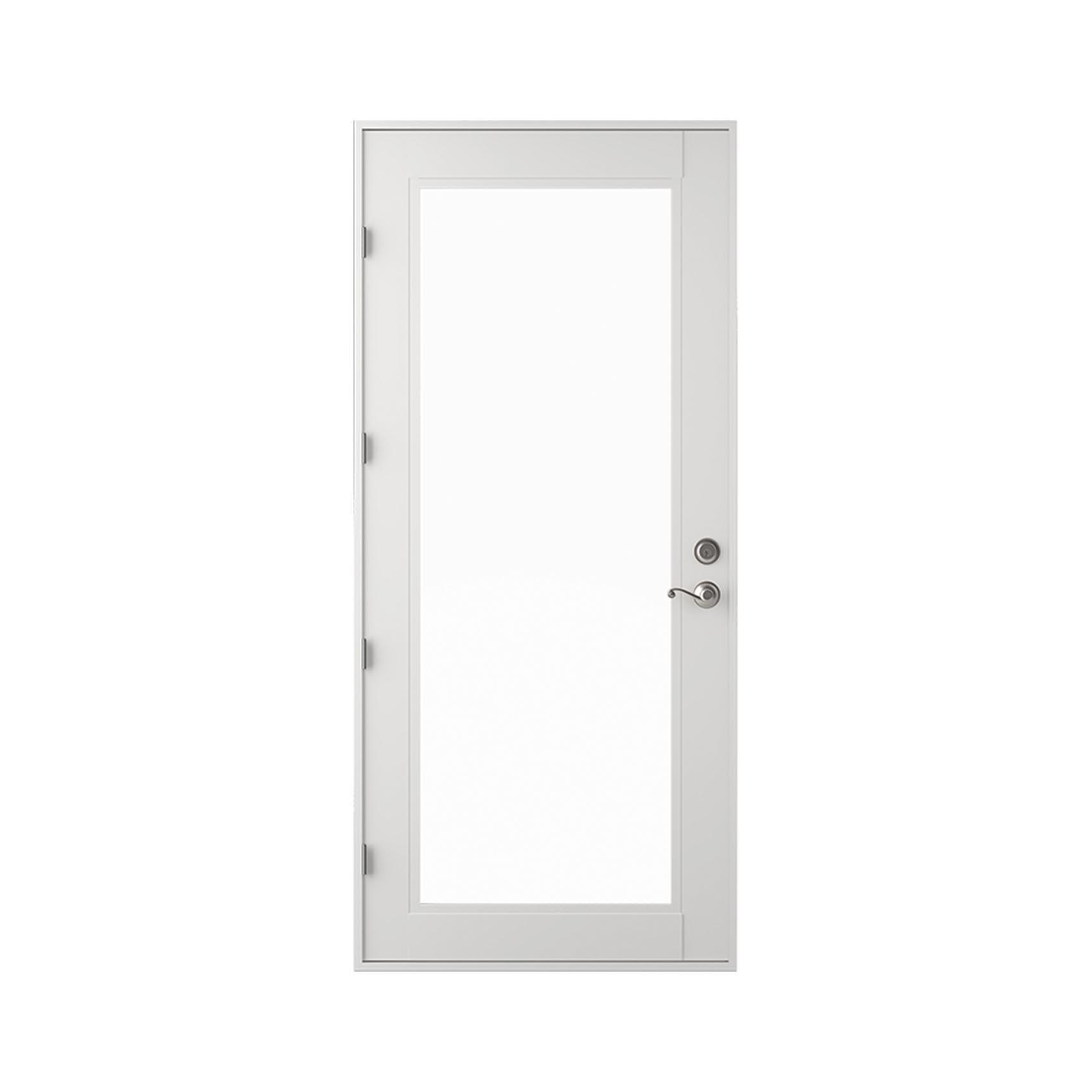 Hurricane French Door